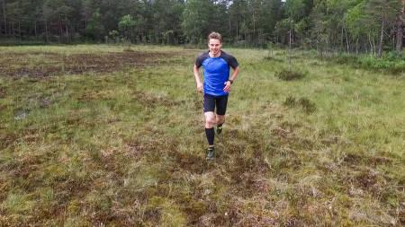 MYR: Vått og trått, men svært effektiv trening. Bilde: Christian Nerdrum