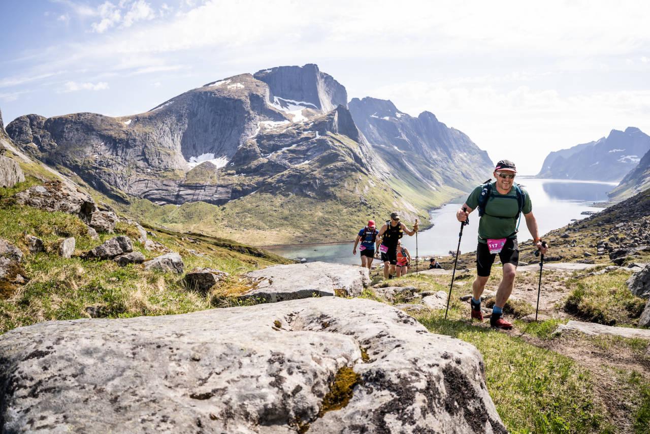 femårsjubileet for Lofoten Ultra-Trail