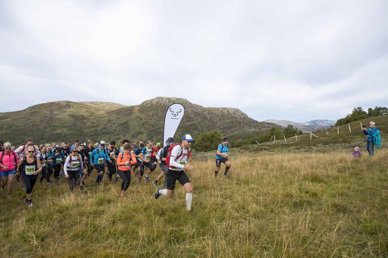 Oppdal fjellmaraton
