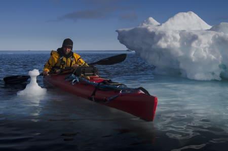 Årets eventyrer 2015 kan skilte med raskeste kryssing fra Nordpolen til land uten etterforsyning. I<span class='oval'>…</span>