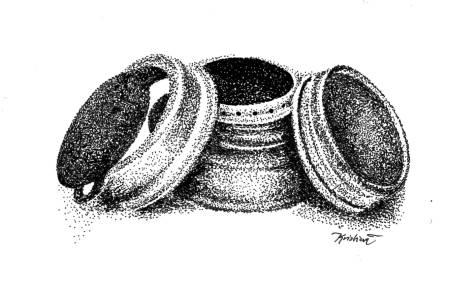 VINTERFRILUFTSLIV: Spritkokeren egner seg godt til vinterbruk. Sprit får vi fra fornybare kilder. Dermed er det en del av løsningen, skriver Nils Faarlund. Illustrasjon: Kristian Tiller.