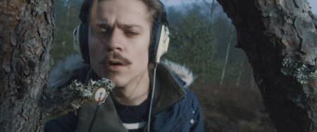 POLYFONATURA: Eirik Havnes presenterer Hjørundfjorden, Senja, Lofoten, Sogndal fra en litt annen vinkel. Dokumumentaren Polyfonatura vises blant annet på Fjellfilmfestivalen på Gjendesheim i september. Foto: Kristian Davik Larssen