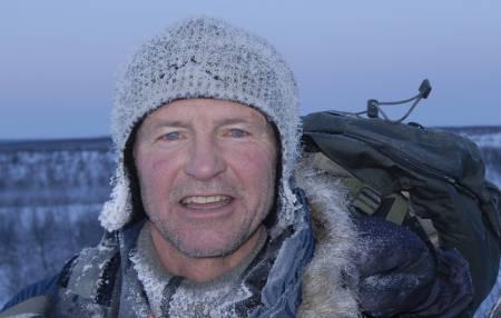 STEIN P Aasheim:  Eventyrer og forfatter Stein P. Aasheim har et helt spesielt forhold til naturen og kulturen på Finnmarksvidda.