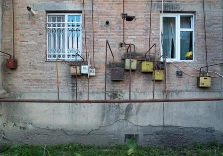 GORI: Gass er hovedenergikilden. Foto: Linn Johnsen
