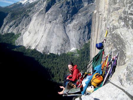 Førsterereis til Yosemite