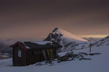 Høyt i Romsdalen