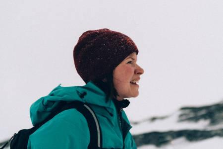 FOR DE SKIFRELSTE: I Tromsø er toppturer hverdagskost. Noe man setter pris på, noe man finner tid til. Foto: Sjur Melsås