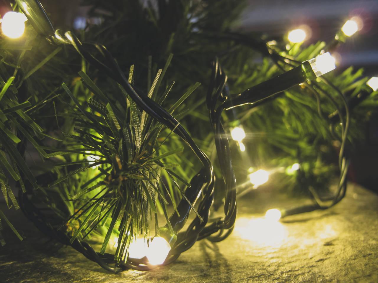 JUL: Hva er julestemning for deg? Foto: Line Hårklau