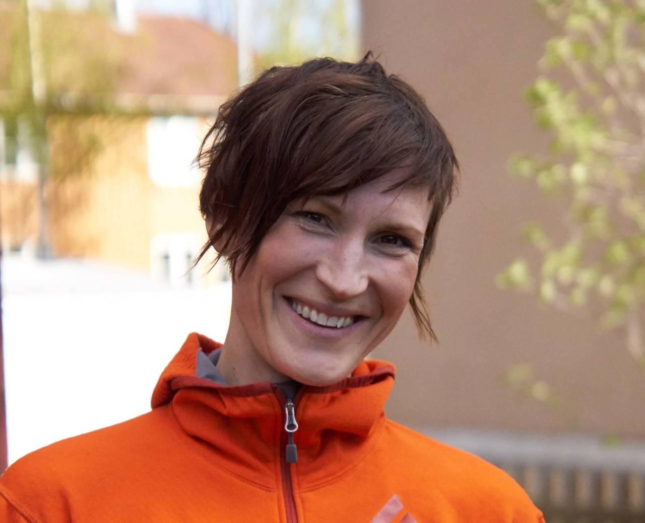 MENNESKELIG FAKTOR: Andrea Mannberg er forsker ved CARE.