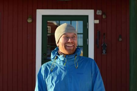 NY DRIVER: Tor Oxhovd Svalesen vil tilby gjestene alpefølelsen på Bygdin. Foto: Sandra Lappegard