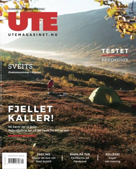 UTE NÅ: Et sensommer-nummer for deg som elsker fjellet om høsten.  Foto: Mari Valen Høihjelle