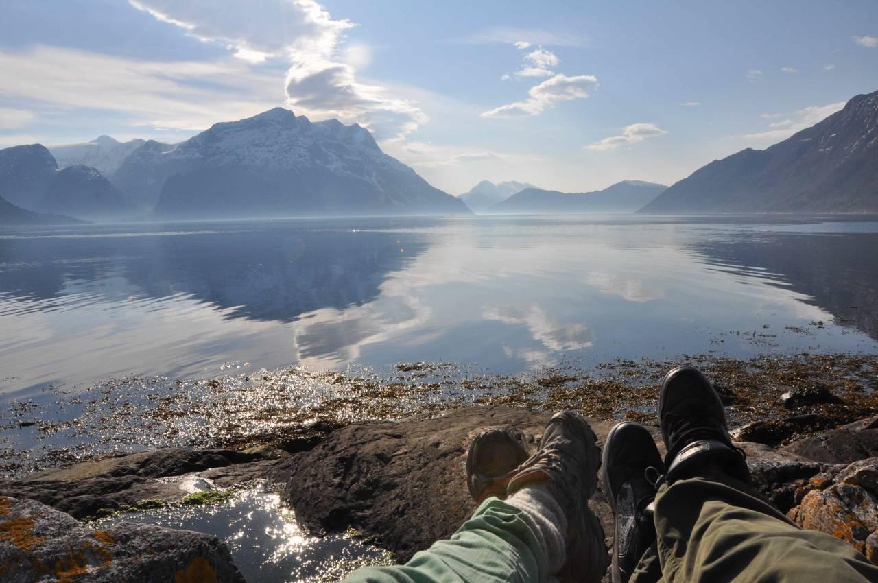 Er Sogndal Norges beste UTEsted? Foto: Sandra Lappegard