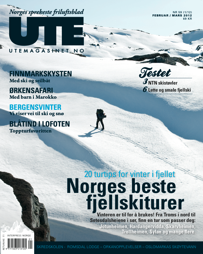 UTE 59 gir deg tips til fjellskituren!
