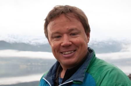 MANUEL GENSWEIN: Den sveitsiske skredeksperten under Skredkonferansen på Voss. Foto: Gunhild Aaslie Soldal