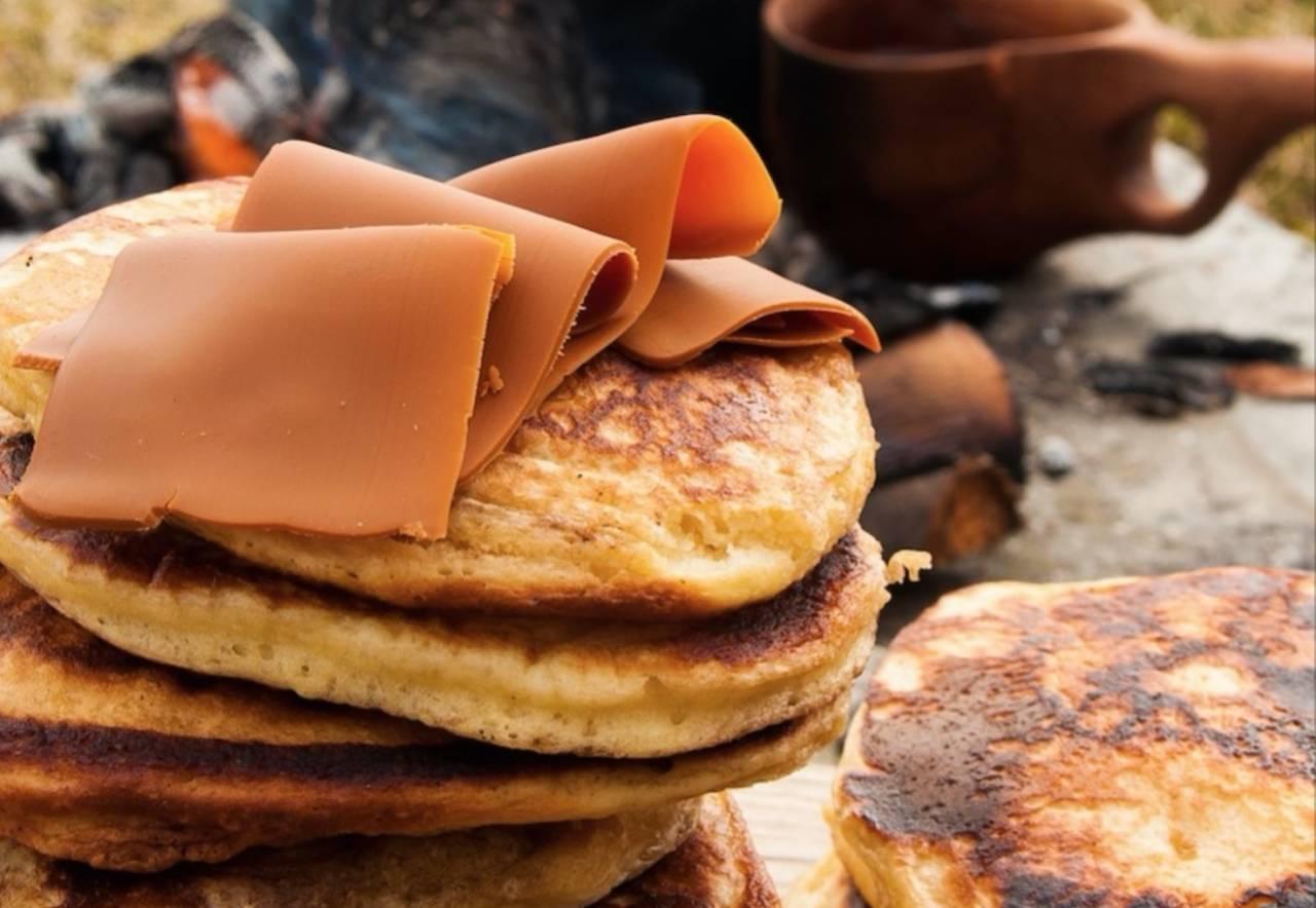 NAM: Natronkaker, også kalla tjukkaser eller stompekaker, smakar like godt som det er enkelt å lage. Foto: Sigrid Henjum