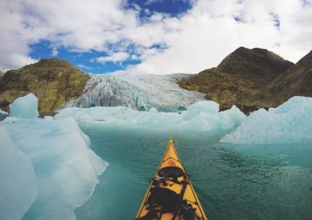 MIDT I DET: Tre timer fra Bergen er helt på høyde med en flyreise til Grønland. Alle foto: Laila Johanne Reigstad