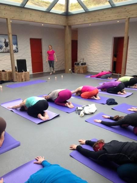 AFTERSKIYOGA: Det er lov å være sliten, men ikke å droppe yogaen.