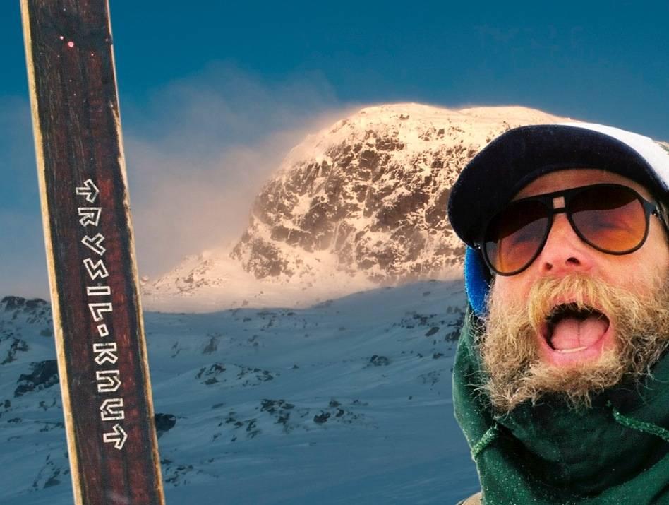 Filmen om Snøhulemannen fikk gode mottakelser da den kom i 2010. Nå blåser produsenten støvet av filmen og håper at flere får øynene opp for den frie mannen på fjellet. Foto: F(x) Produksjoner