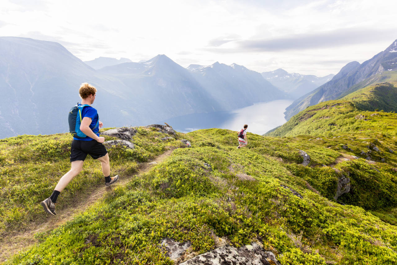 Foto: Stranda Fjord Trail Race