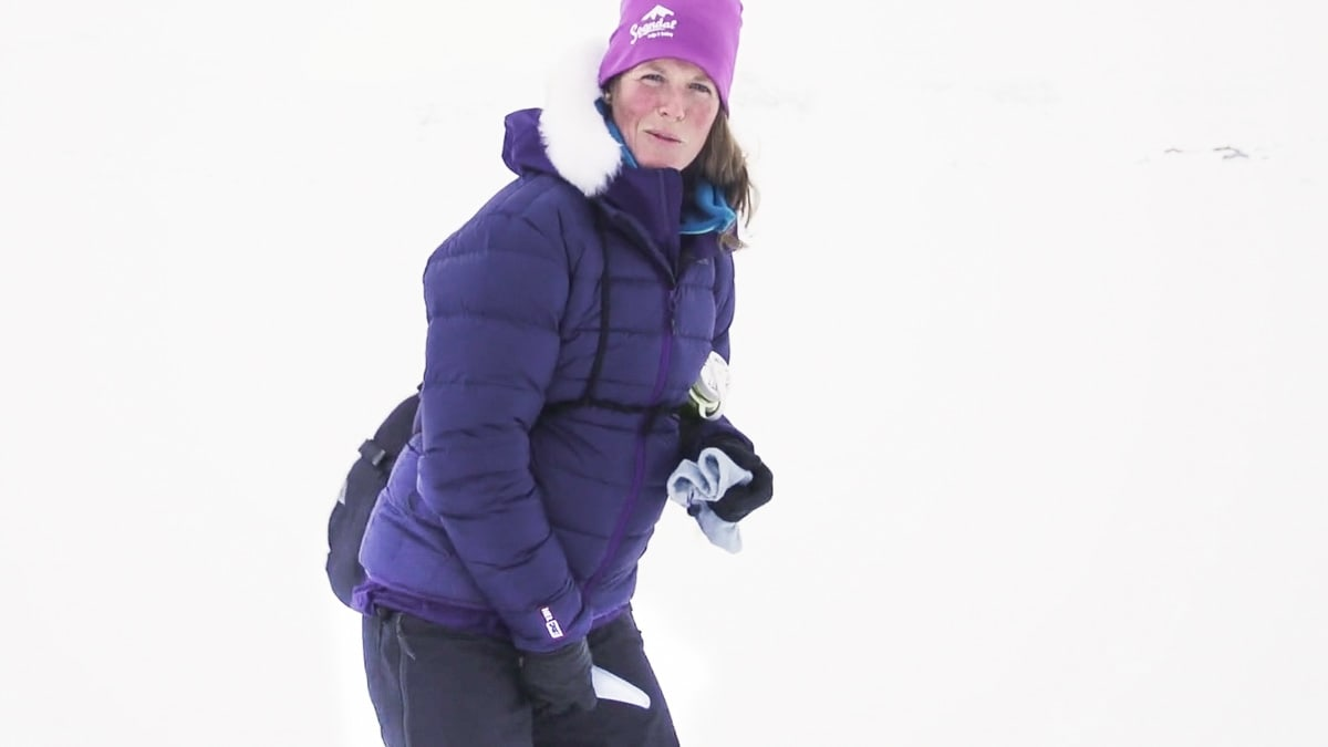 FORDELER: Med dette kjerringrådet fra Sigrid Henjum er det ikke lenger noen ulempe å være tissatrengt jente på tur.