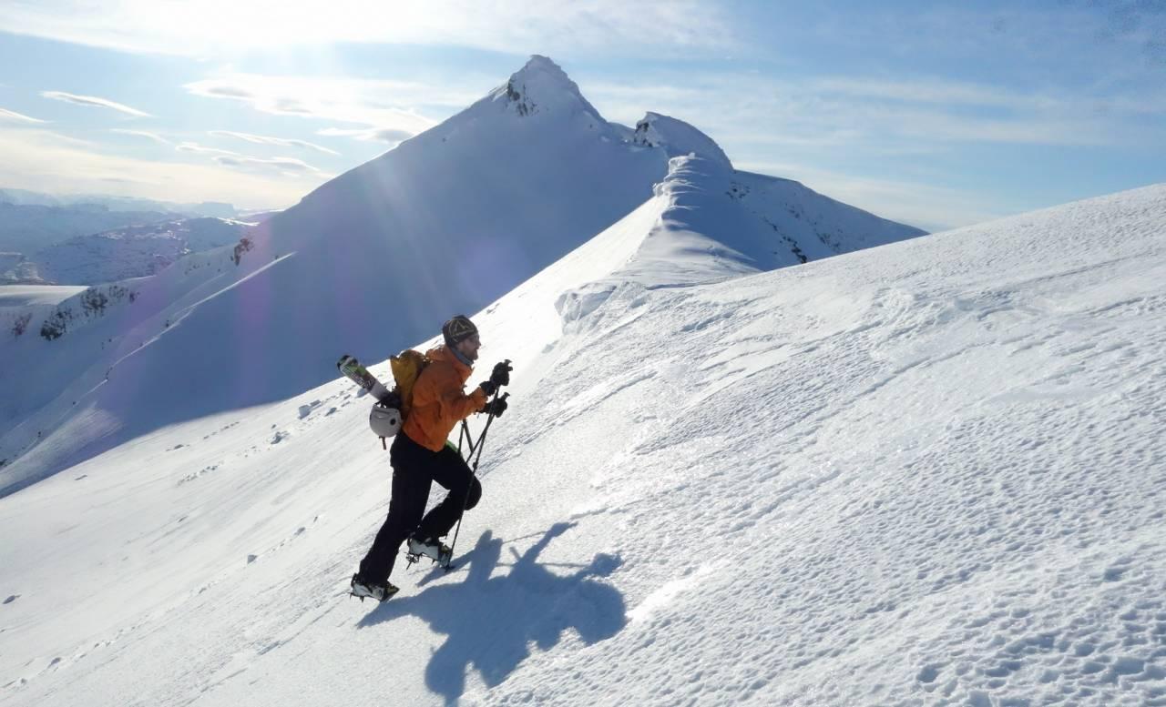 GJØR TUREN TOPP: Med noen tips i innerlomma, kan du gjøre toppturen enda bedre! Foto: Helge Wangberg