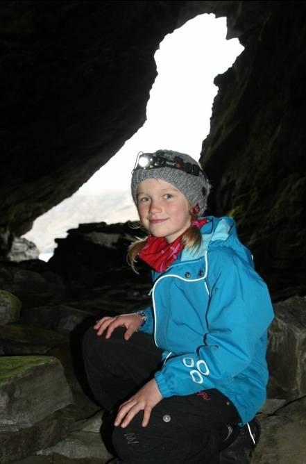 Ni år gamle Runa er seriens røde tråd og fortellerstemme.