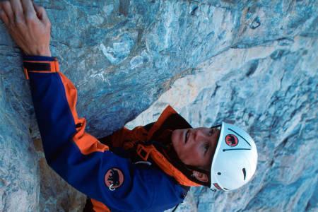 Mammut er en spesialist på alpinisme