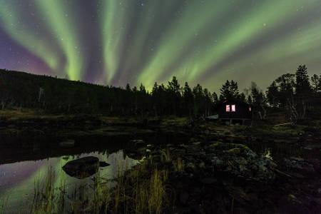 nordlysfotografering aurora borealis nordlys