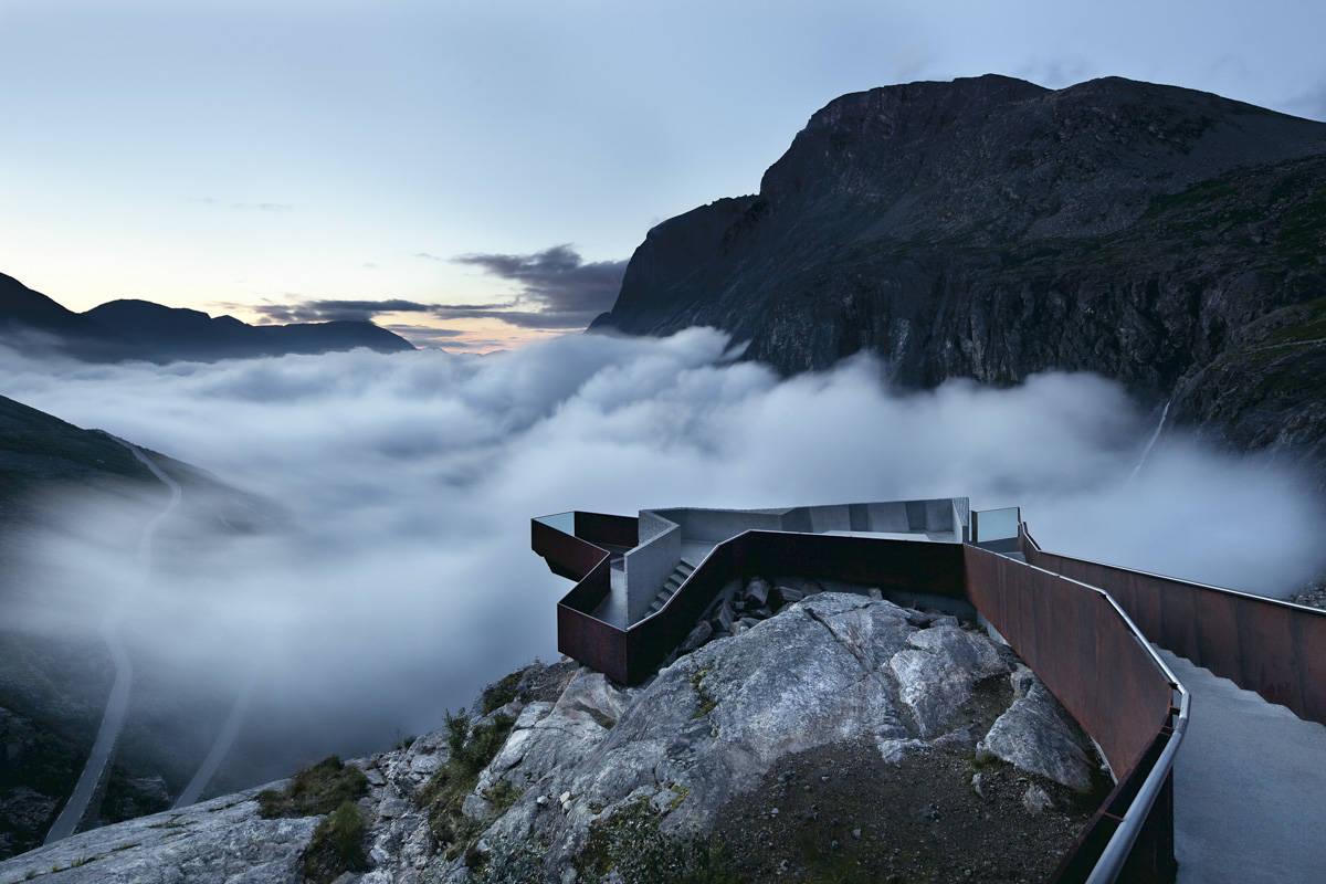 Trollstigen, Geiranger - Trollstigen. Foto: Ken Schluchtmann