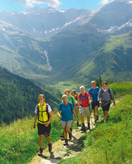 Bare myggfriheten er god nok grunn for å legge fjellturen til Alpene, mener STS Alpereiser