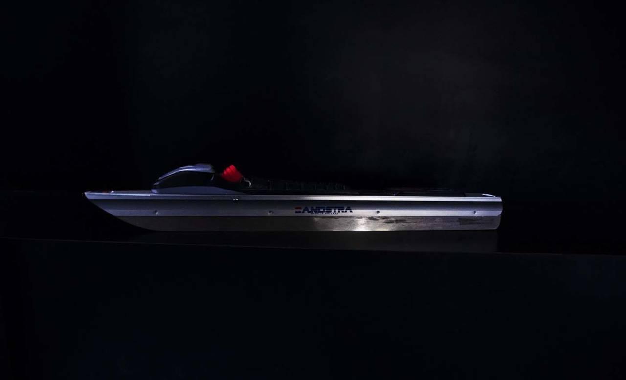 Test av Zandstra Delta II turskøyter