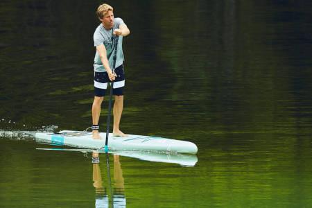 SUP padlebrett vann oppblåsbar