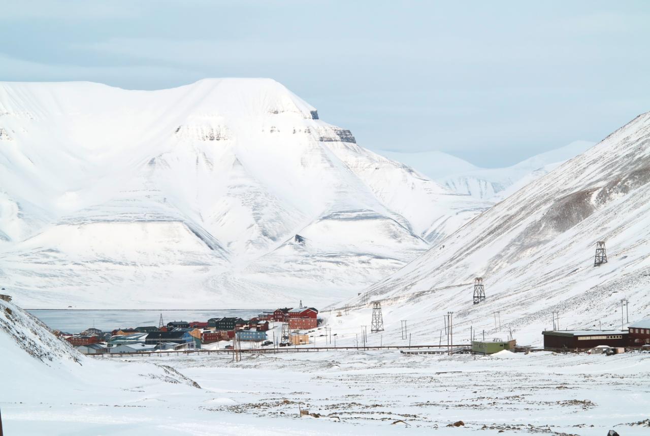 longyarbyen svabard