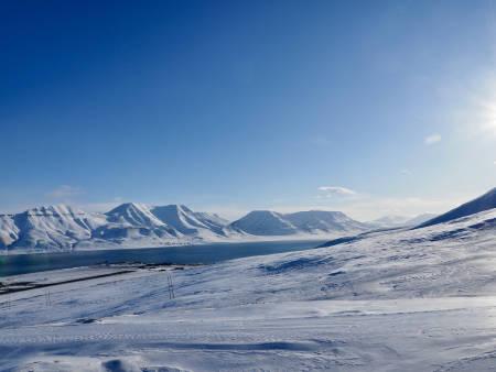 reise til Svalbard