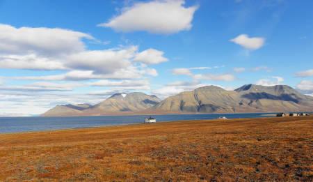Svalbard. Foto: Billy Lindblom