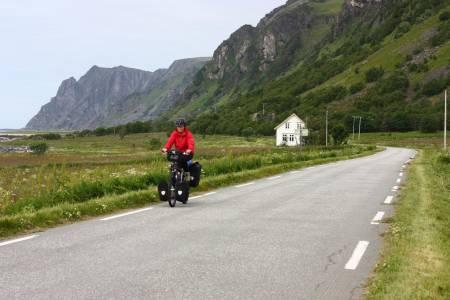 sykkeltur sommer
