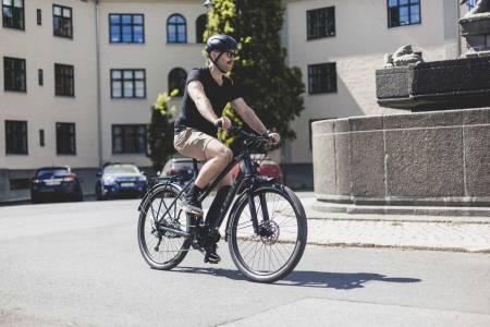 test elsykkel 2021 bysykkel tursykkel jobbsykkel