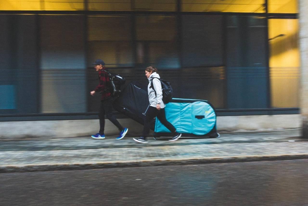 transport av sykkel på reise