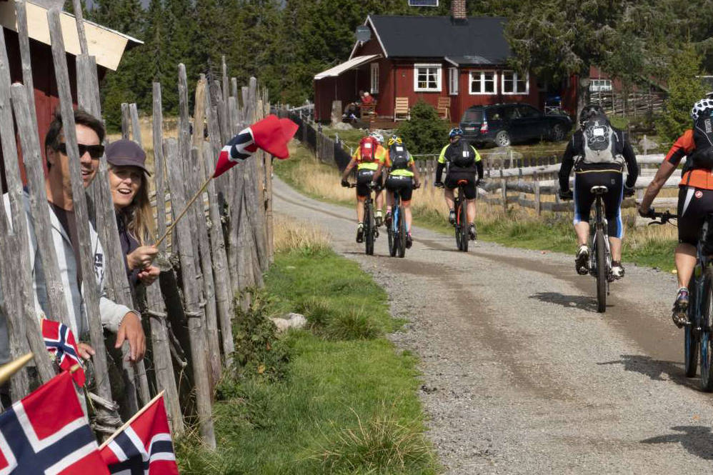 Birken 2018 sommerbirken 2020 korona qr-kode rena lillehammer utemagasinet