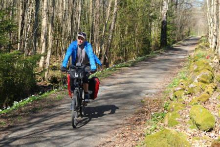 BORGLEDEN pilgrimsled sykkeltur
