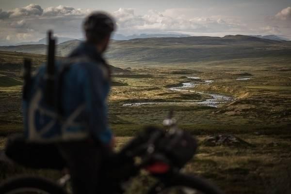 DET BESTE FORAN OSS: Hardangervidda. Foto: Mikkel Soya Bølstad