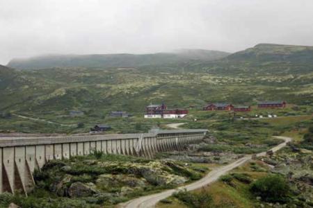 Sykkeltur til Kalhovd i Rauland Telemark