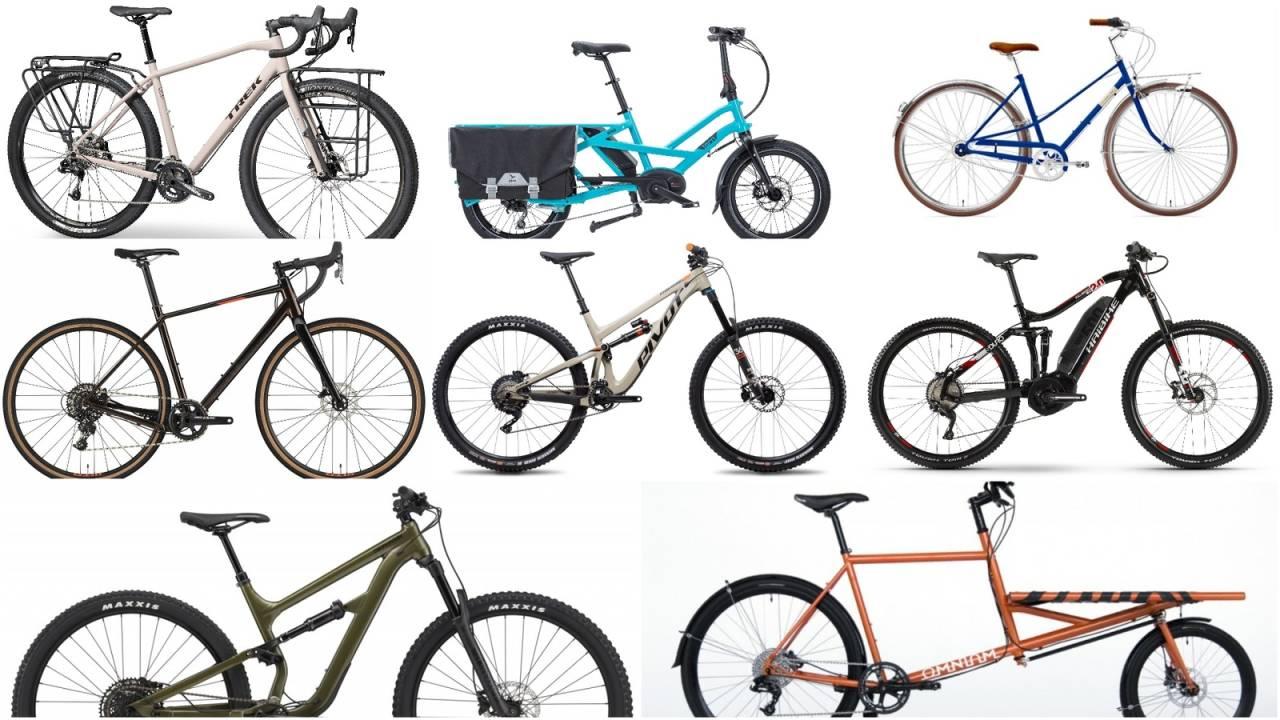 Guide til sykler