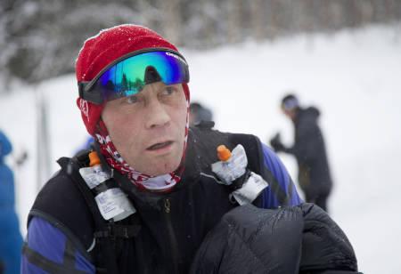Siste værmelding sa kuling og snø over Hardangervidda