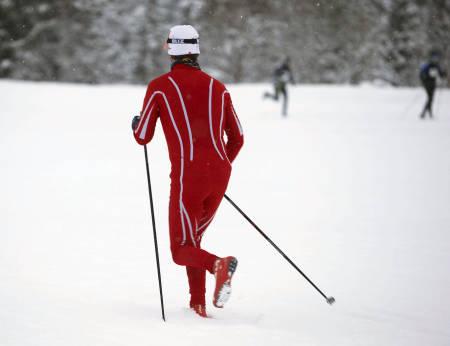 Oppvarming minus ski