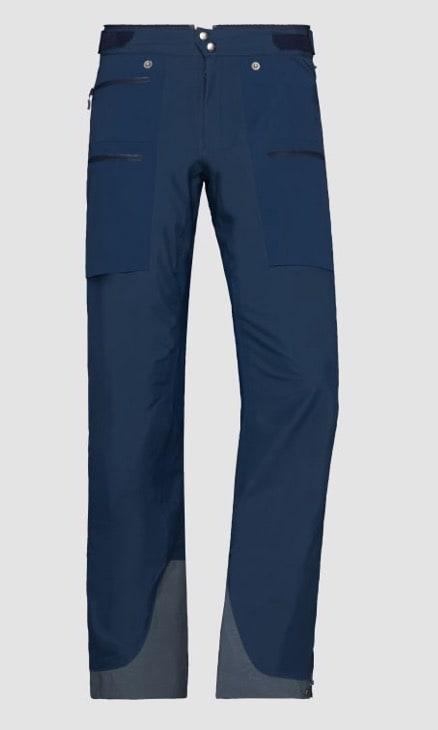 4e615217 NORRØNA Lyngen Windstopper hybrid pants