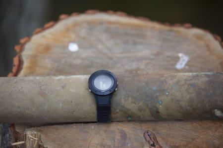 Liten og nett: Suunto Spartan Trainer Wrist HR er en liten og kompakt klokke med<span class='oval'>…</span>