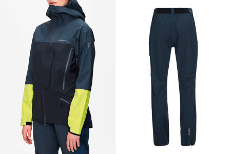 Peak Performance Vislight C Gore-Tex shell