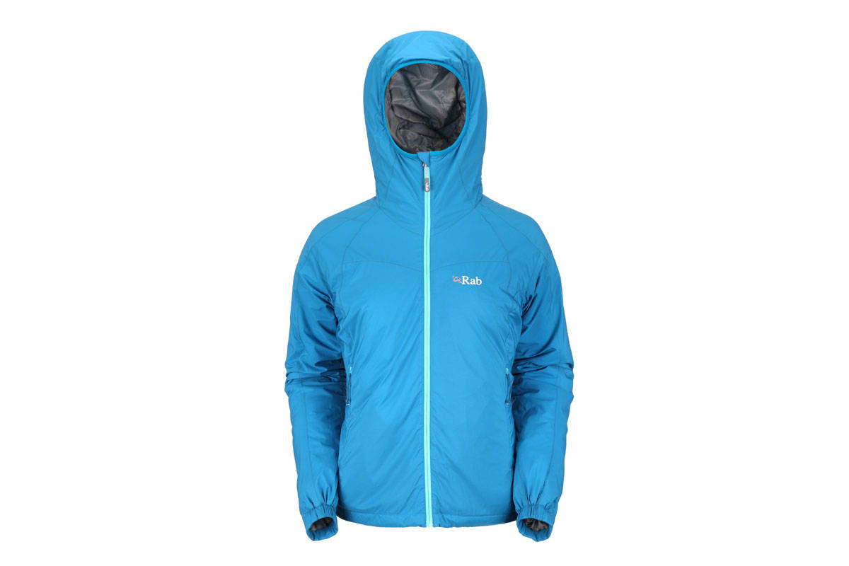 MELLOMLAGSJAKKE: Rab Strata hoodie