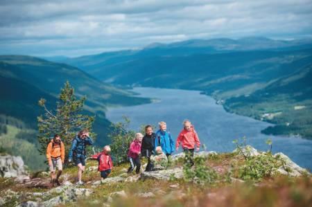 SKAGSVOLA, TRYSIL: Foto: Hans Martin Nysæter